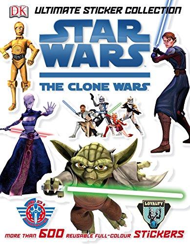 Star Wars Clone Wars Ultimate Sticker Collection