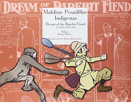 Malditas pesadillas indigestas. Planchas completas 1904-1906