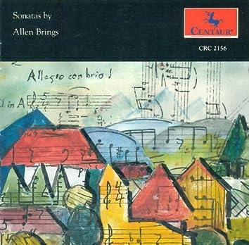 Brings, A.: Clarinet Sonata / Violin Sonata / Piano Sonata (Sonatas)