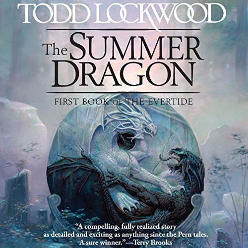 The Summer Dragon cover art