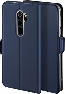 Libra_J Case for Xiaomi Redmi Note 8 Pro Case, [Stand Function] [Card Slot] [Magnet] [Anti-Slip] Premium Leather Flip Case...