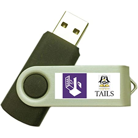 Linux Tails Operating System Install Bootable Boot Live USB Flash Thumb Drive - Use The Internet anonymously and circumvent Censorship