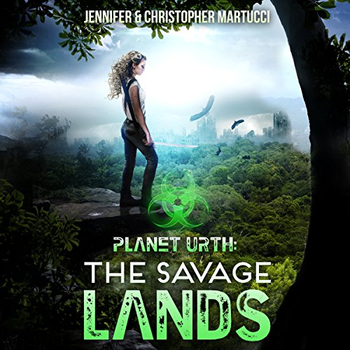 The Savage Lands cover art
