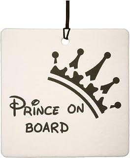 Prince On Board Car Air Freshener