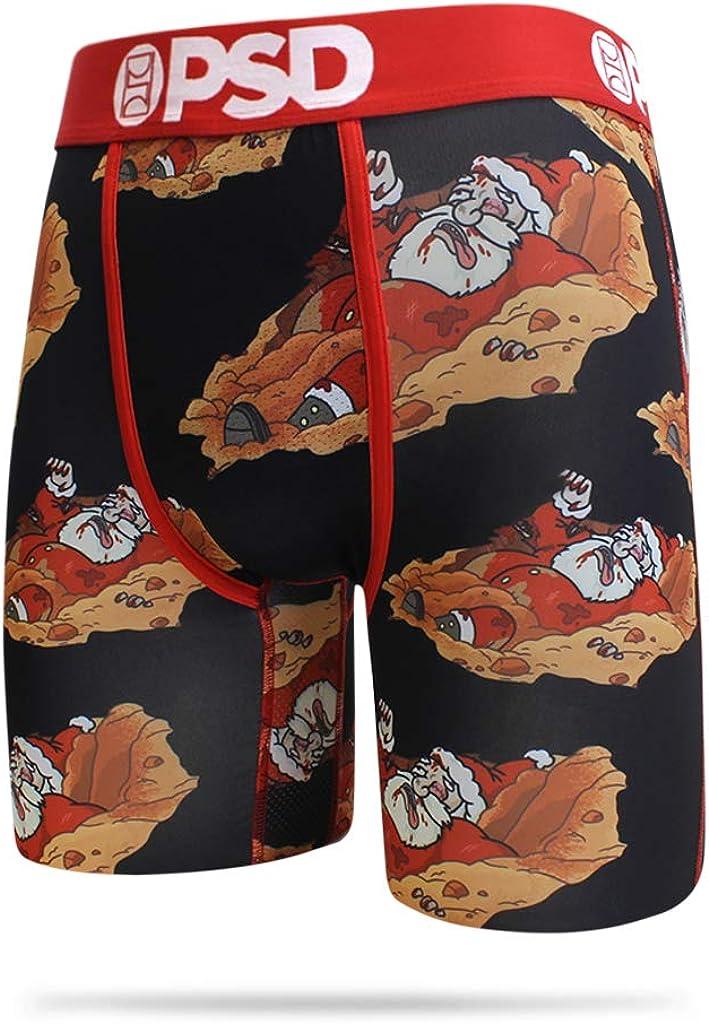PSD Men's E- Rick and Morty Trust Boxer Brief Underwear