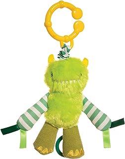 (Boogie) - Manhattan Toy Beastie Boo Boogie Baby Teether & Rattle Stroller Toy