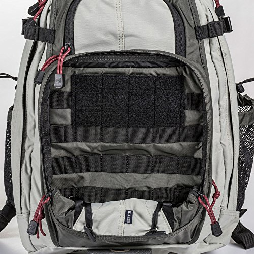 5.11 COVRT18 Tactical Covert Backpack rapid deployment of gun