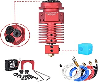 Hotend 3 In 1 Out BIGTREETECH Bowden Extruder 3D Printer Parts Three Colors Switching Multi-color 24V J-head Filament Nozzle