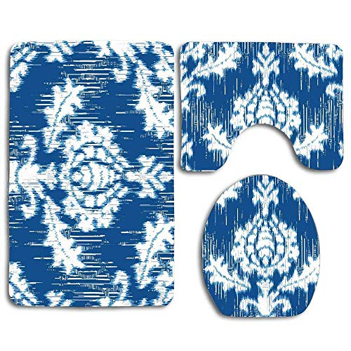 Accesorio Medieval Ikat Damask Pattern Shibori Interiors All