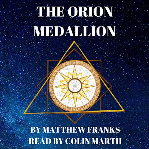 The Orion Medallion audiobook cover art