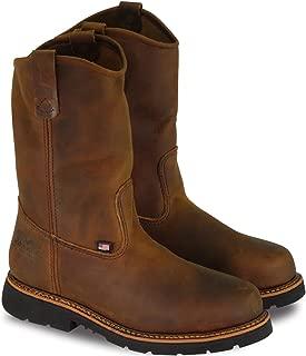 Men's Wellington Safety Toe Work Boot