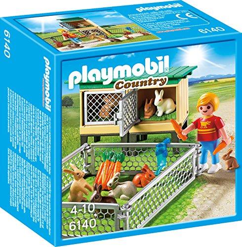 PLAYMOBIL - Conejeras (61400)