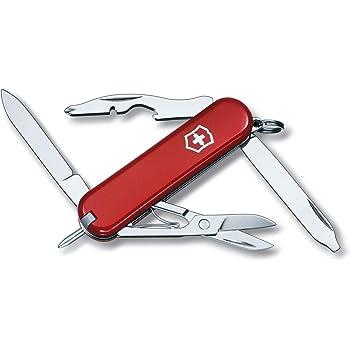 Victorinox Taschenmesser Manager (10 Funktionen, Kugelschreiber, Schere)