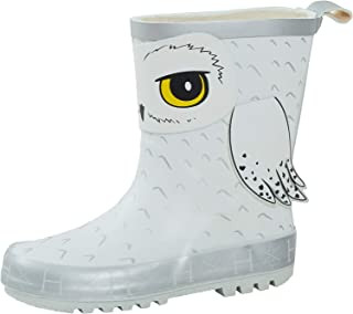 Lora Dora Harry Potter Kids Hedwig 3D Wellington Boots