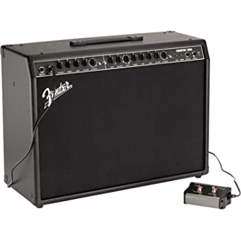 Fender Champion 100XL, Digital Modeling Guitar Amplifier Combo