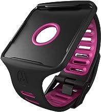 Motorola MOTOACTV Sports Wrist Strap - Pink (Discontinued by Manufacturer)