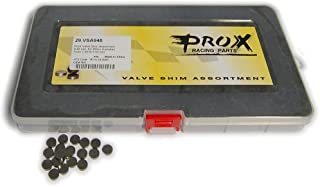 Prox Racing Parts 29.VSA948 9.48mm Size 1.20mm-3.50mm Thick Valve Shim Kit