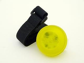 ジェフリーズ 自転車ライト macaron 2灯式 LEDライト フロントライト/テールライト(切り替え可能) Yellow イエロー JP8064
