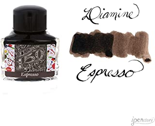 Diamine 40ml Espresso Fountain Pen Ink - 150 Year Anniversary Edition