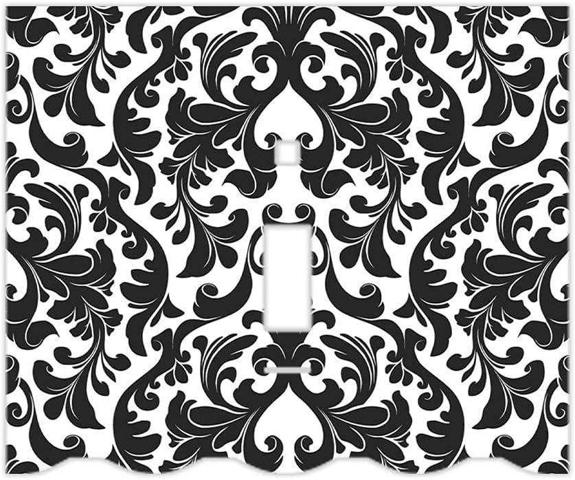 MightySkins Carbon Fiber Skin for SMOK Charlotte Mall RPM40 Pr Damask security - Black