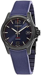 Conquest V.H.P. Perpetual Quartz Blue Dial Men's Watch L37162969