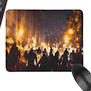 Thicken Mouse Pad,Zombie,Laptop Desk Mat, Waterproof Desk Writing Pad,23.6