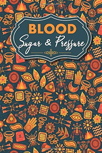 BLOOD SUGAR & BLOOD PRESSURE Log Book: 2 in 1 Diabetes and Blood Pressure , journal Daily and Weekly to Monitor Blood Sugar and Blood Pressure levels ... Tracker 4 Record