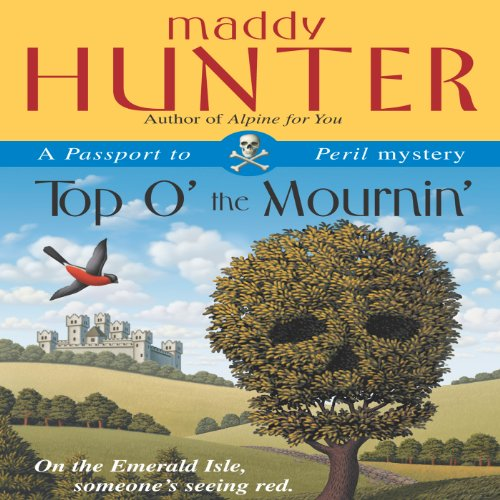 Top O' the Mournin' audiobook cover art