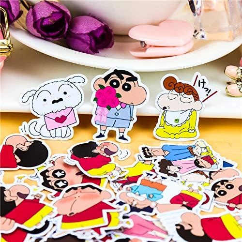 BLOUR Etiquetas engomadas Creativas Lindas Hechas a Mano del Libro de Recuerdos/Decorativo/álbumes de Fotos artesanales DIY / 40pcs