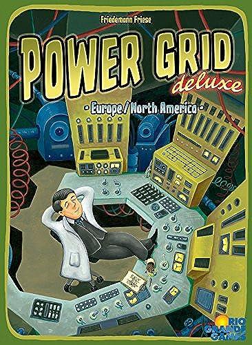 Rio Gründe Power Grid Deluxe  Europe North America