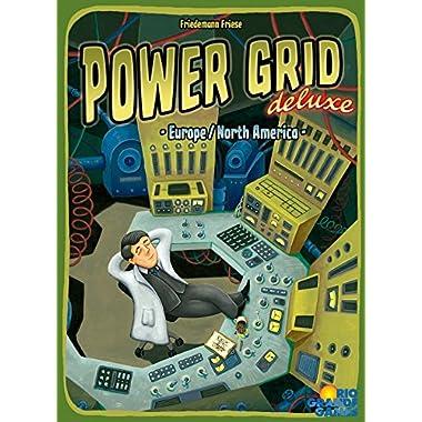 Rio Grande Games Power Grid Deluxe