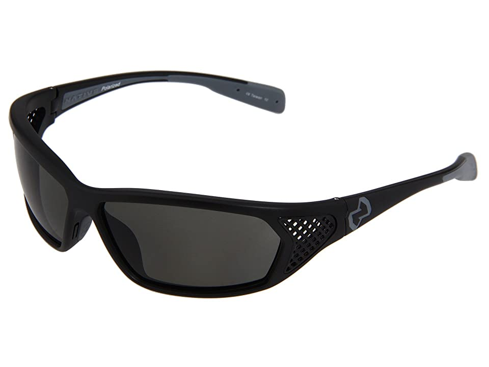 Native Eyewear Andes (Asphalt/Iron) Sport Sunglasses