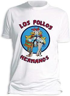 Close Up Breaking Bad T-Shirt Los Pollos Hermanos