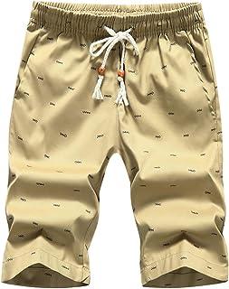 [LIBECLO(リベクロ)] 夏物 最終 処分 短パン 半ズボン ハーフパンツ カジュアル 5分丈 スマート シルエット 部屋着 シンプル パンツ