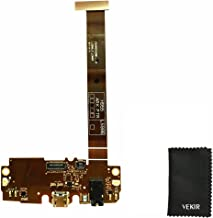 VEKIR USB Charger Port Replacment Flex Cable Compatible with LG G Flex 2 F510 H950 H955 LS996 LG_F510 Rtail Packaging