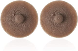Vollence Silicone Nipple Covers Reusable Adhesive Nippleless Covers NippleCovers Pasties