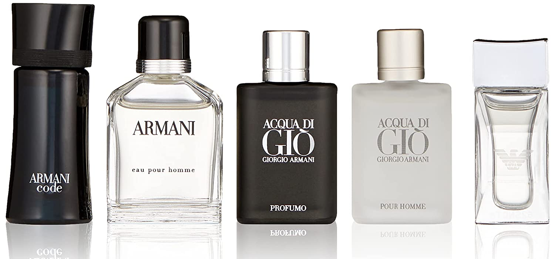 Armani 5 Piece Set For Men Seattle Mall All items free shipping 4ml Green 5ml Code Adg Diamonds