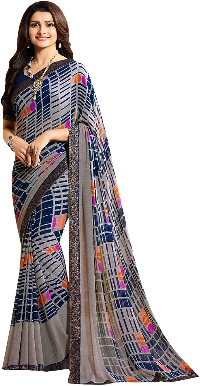 Bollywood Party Wear Collection Saree Sari Ceremony Bridal Wedding 666 20