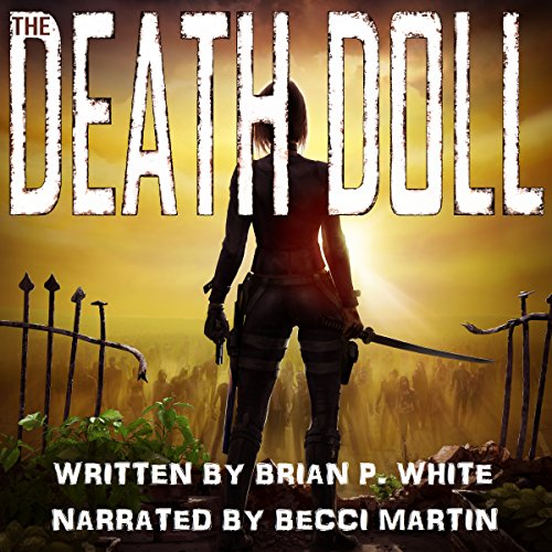 The Death Doll audiobook cover art