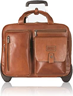 Clay 35 cm Jekyll and Hide Texas Briefcase