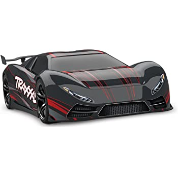 Traxxas XO-1 1/7 Scale AWD Supercar with TQi 2.4GHz Radio & TSM, Black