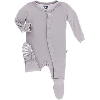 Twilight//Lemon Toddler//Kid KicKee Pants Baby Boys Footie