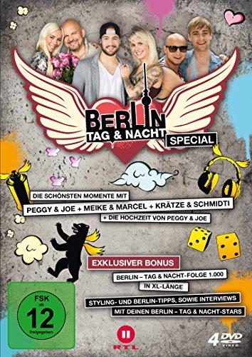 Berlin - Tag & Nacht - Special: Die schönsten Momente (4 DVDs)