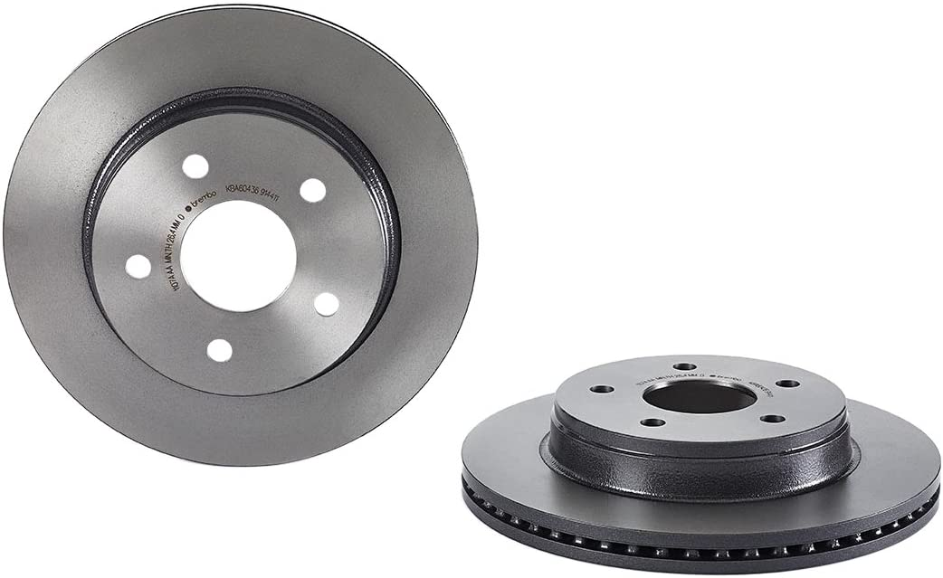 Brembo We OFFer at cheap prices 09.9144.11 UV Coated Front Brake Disc Rotor Dealing full price reduction