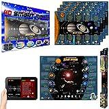 Popar Solar System 4D Smart Chart, Mats, and App Package