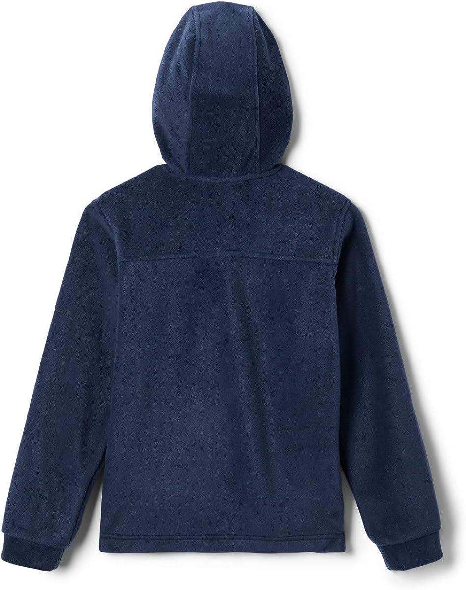 Columbia Boys Steens Ii Fleece Hoodie Jacket Hooded Sweatshirt