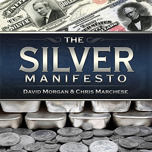 The Silver Manifesto audiobook cover art