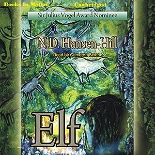 Elf audiobook cover art