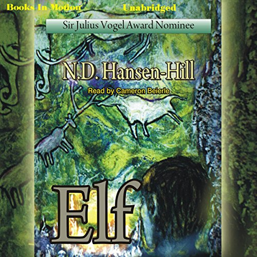 Elf audiobook cover art