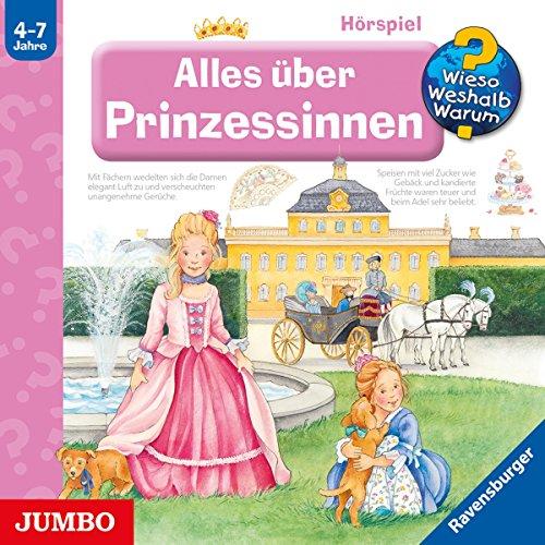Alles über Prinzessinnen Titelbild